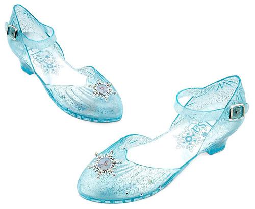 Disney Frozen Elsa's Light Up Shoes [US Size 11/12]
