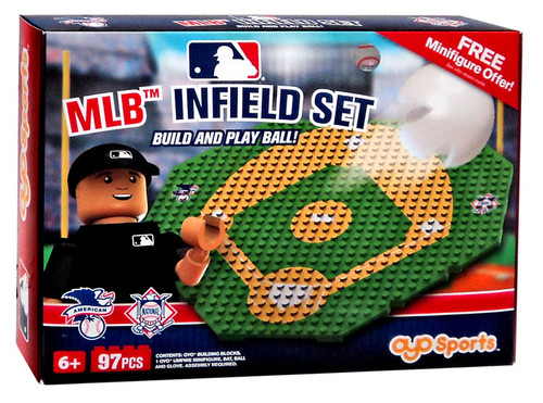 MLB Infield Set