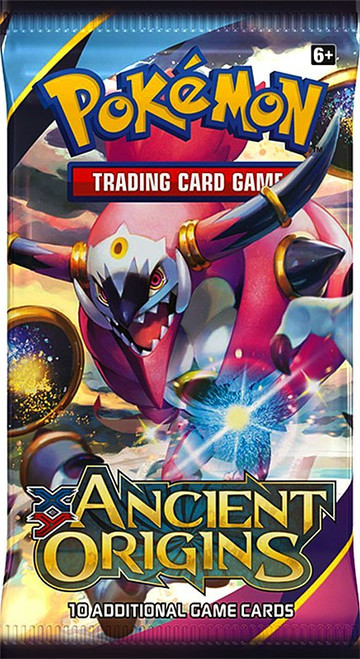 Pokemon Trading Card Game XY Ancient Origins Booster Pack [10 Cards]