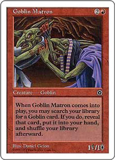 MtG Anthologies Common Goblin Matron