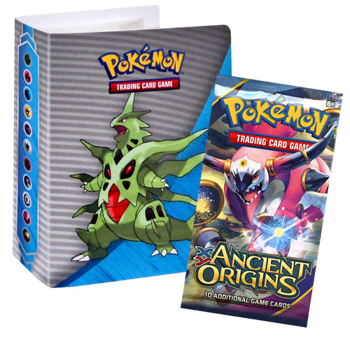 Pokemon Trading Card Game Card Supplies Ancient Origins 2-Inch Collector Album [Includes Booster Pack]