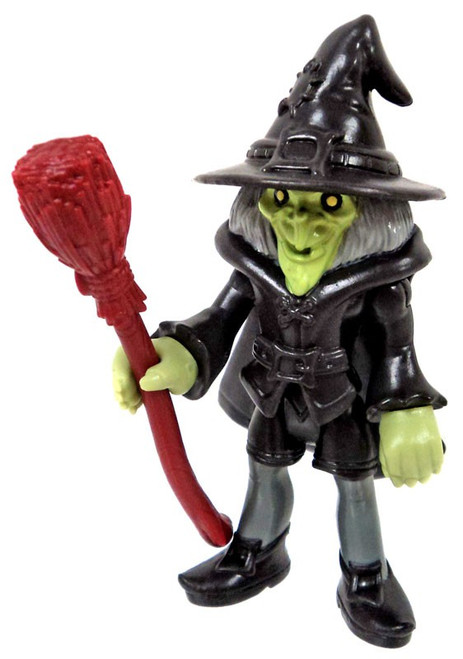 Fisher Price Imaginext Series 4 Witch Mystery Minifigure [Loose]