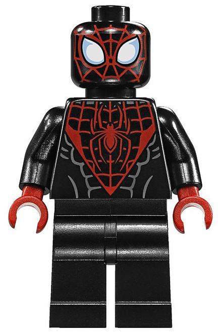 LEGO Marvel Super Heroes Spider-Man (Miles Morales) Minifigure [Loose]