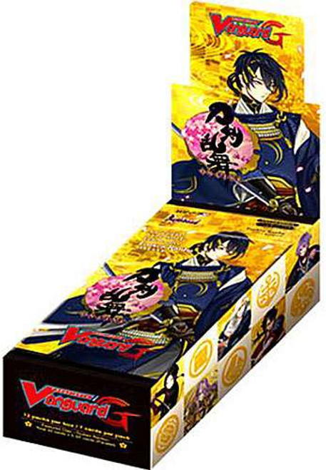 Cardfight Vanguard G Touken Ranbu Booster Box VGE-G-TB01 [12 Packs]