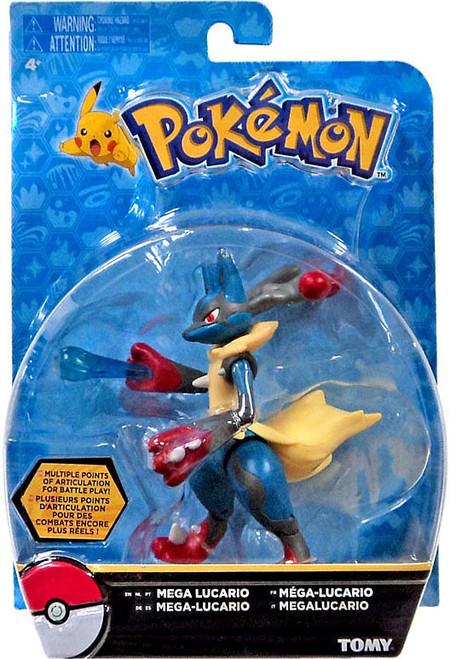 Pokemon Mega Lucario Action Figure