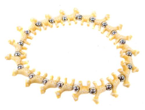 Giraffez Yellow Giraffes Bracelet