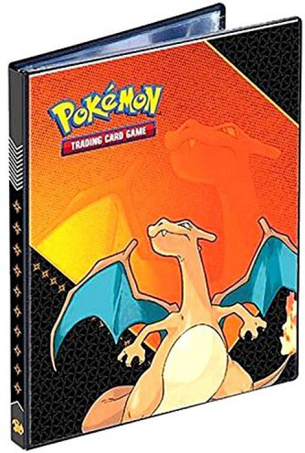 Ultra Pro Pokemon Trading Card Game Card Supplies Charizard 9-Pocket Binder