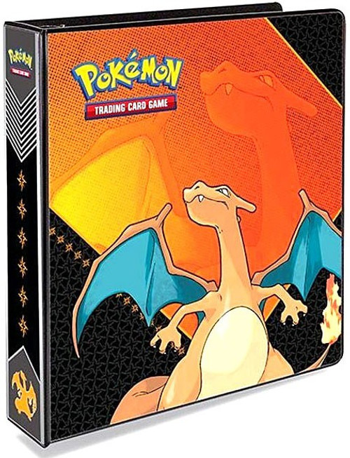 Ultra Pro Pokemon Trading Card Game Card Supplies Charizard 2-Inch Collector Album