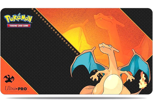 Ultra Pro Pokemon Trading Card Game Card Supplies Charizard Play Mat
