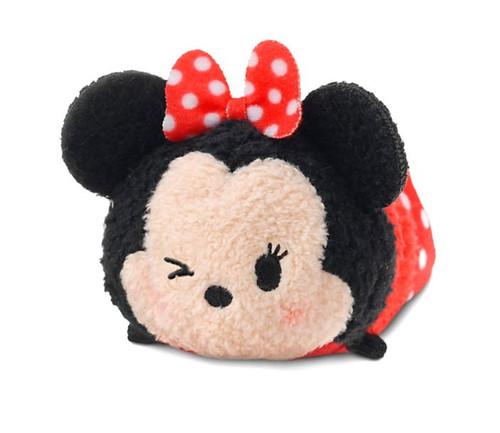 Disney Tsum Tsum Mickey & Friends Minnie Mouse 3.5-Inch Mini Plush
