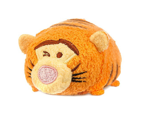 Disney Tsum Tsum Winnie the Pooh Tigger 3.5-Inch Mini Plush