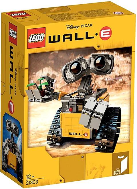 LEGO Disney Ideas Wall-E Set #21303