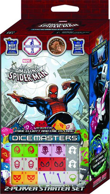 Marvel Dice Masters The Amazing Spider-Man Starter