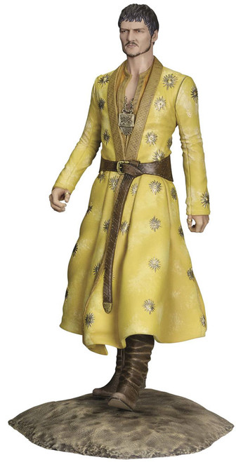 Game of Thrones Oberyn Martell 7.5-Inch PVC Statue Figure