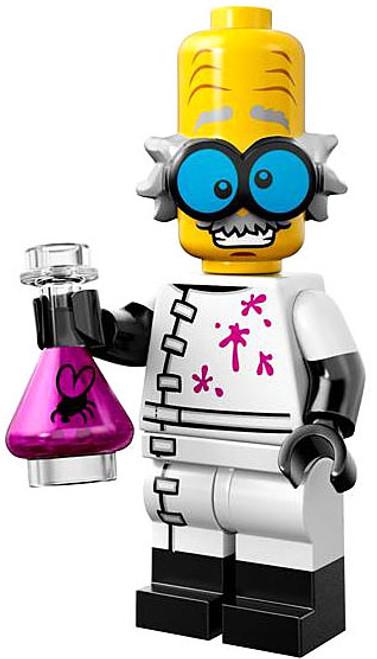 LEGO Minifigures Series 14 Monster Scientist Minifigure [Loose]