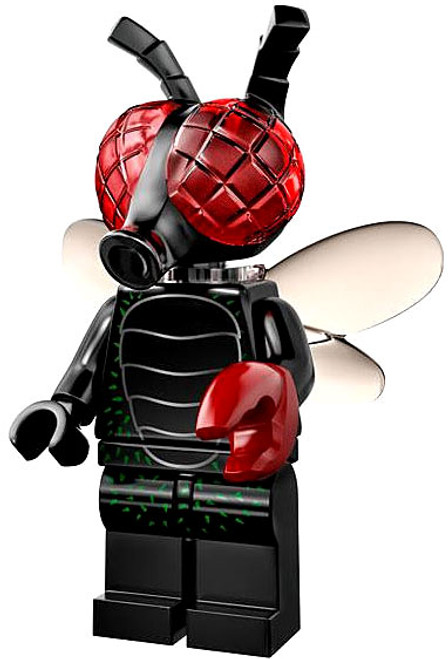 LEGO Minifigures Series 14 The Fly Minifigure [Loose]