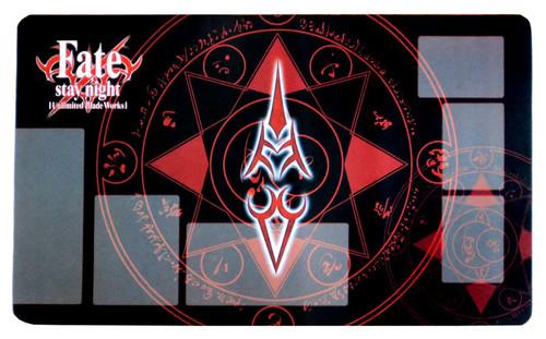 Weiss Schwarz Card Supplies Fate/Stay Night Playmat