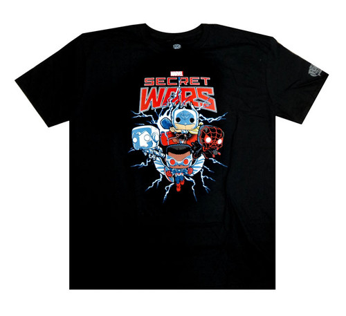 Funko Marvel Secret Wars Exclusive T-Shirt [Large]