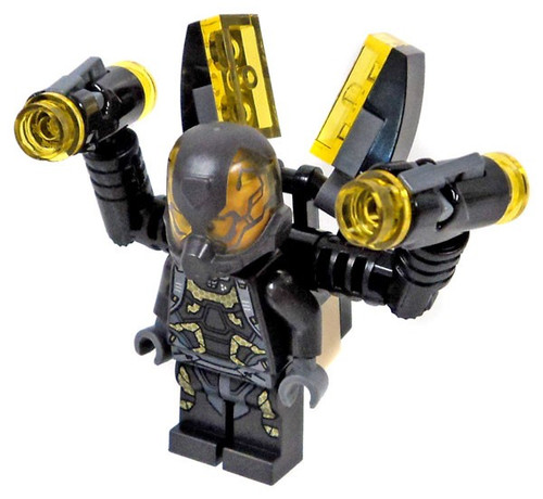 LEGO Marvel Super Hero Yellowjacket Minifigure [Loose]