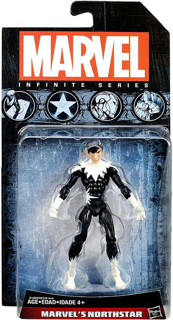 Marvel Alpha Flight Avengers Infinite 2015 Series 3 Northstar Action Figure