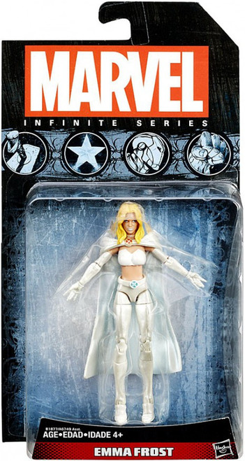 Marvel X-Men Avengers Infinite 2015 Series 3 Emma Frost Action Figure