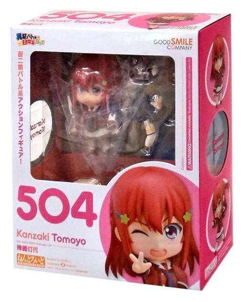 Inou Battle Within Everyday Life Nendoroid Kanzaki Tomoyo Figure #504