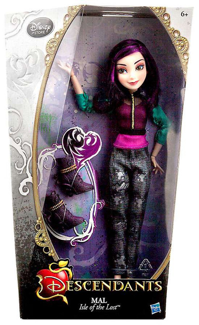 Disney Descendants Mal Exclusive 11-Inch Doll