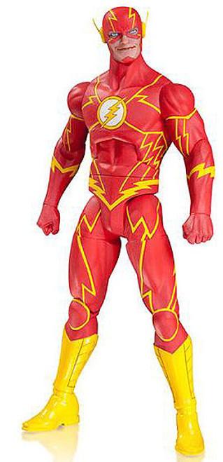 DC Designer Greg Capullo Series 4 The Flash Action Figure