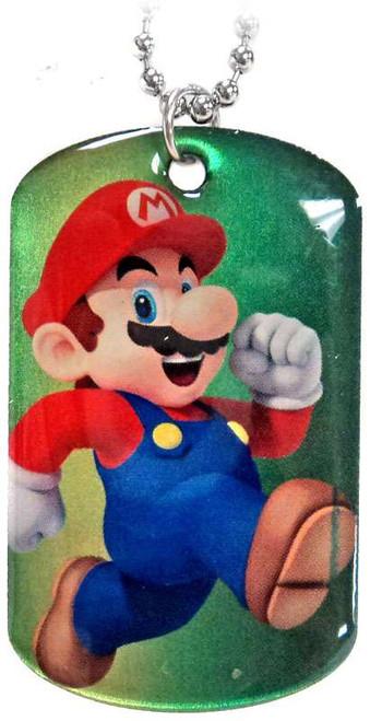 Super Mario 3D Mario Dog Tag #10 [Loose]