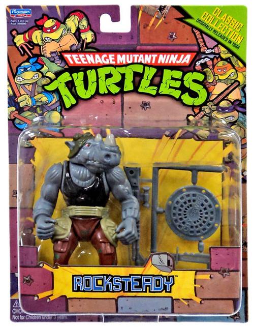 Teenage Mutant Ninja Turtles Classics Collection Rocksteady Action Figure [1988]