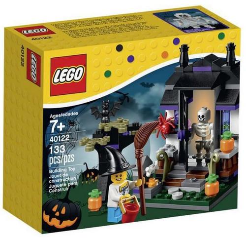 LEGO Trick or Treat Set #40122