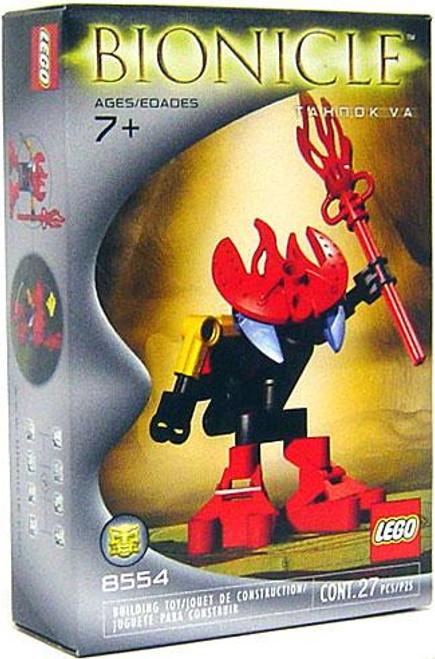 LEGO Bionicle Tahnok Va Set #8554 [Open Package, Mint Contents]