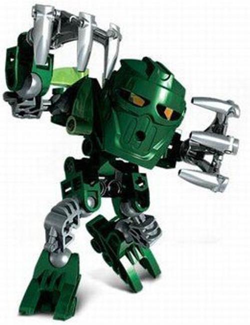LEGO Bionicle Matoran Piruk Set #8723 [Open Package, Mint Contents]