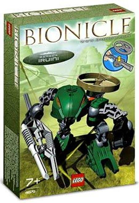 LEGO Bionicle Rahaga Iruini Set #4879 [Open Package, Mint Contents]