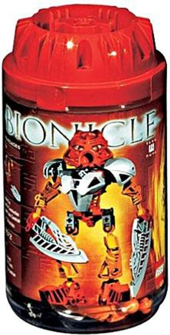 LEGO Bionicle Toa Super Nuva Toa Tahu Set #8572 [Open Package, Mint Contents]