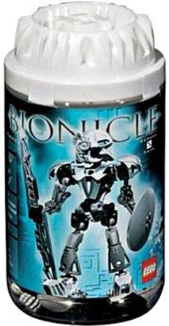 LEGO Bionicle Toa Metru Nui Toa Nuju Set #8606 [Open Package, Mint Contents]