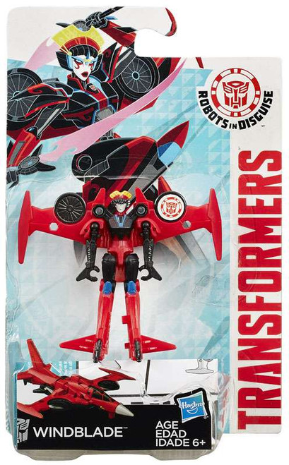 Transformers Robots in Disguise Windblade Legion Action Figure