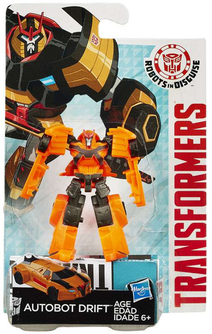 Transformers Robots in Disguise Autobot Drift Legion Action Figure