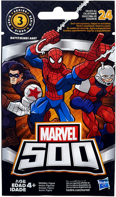 Marvel 500 Micro Series 3 Mystery Pack [1 RANDOM Figure]