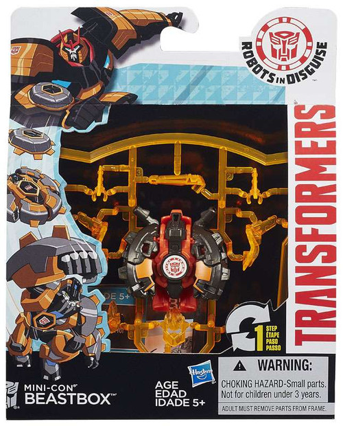 Transformers Robots in Disguise Mini-Con Beastbox Action Figure