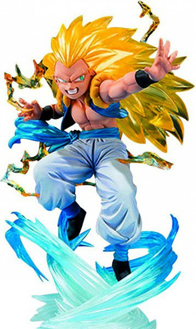 Dragon Ball Z Figuarts ZERO Super Saiyan 3 Gotenks Statue