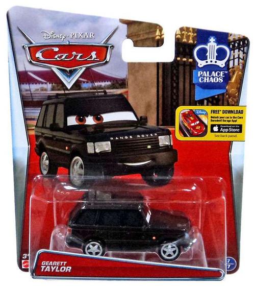 Disney / Pixar Cars Palace Chaos Gearett Taylor Diecast Car #7/7