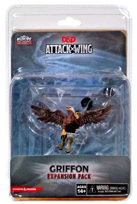 Dungeons & Dragons Attack Wing Miniatures Game Griffon Expansion Set