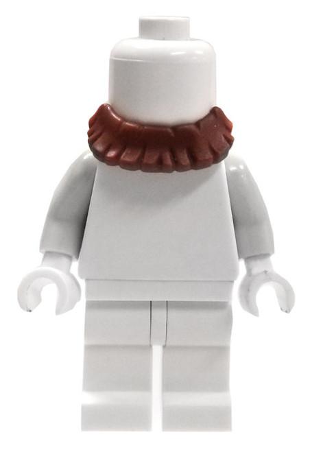 LEGO Reddish Brown Short Beard Loose Accessory [Loose]