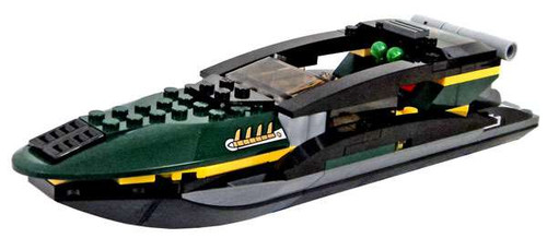 LEGO Marvel Super Heroes Speed Boat Loose Vehicle [Equipped With Missiles Loose]