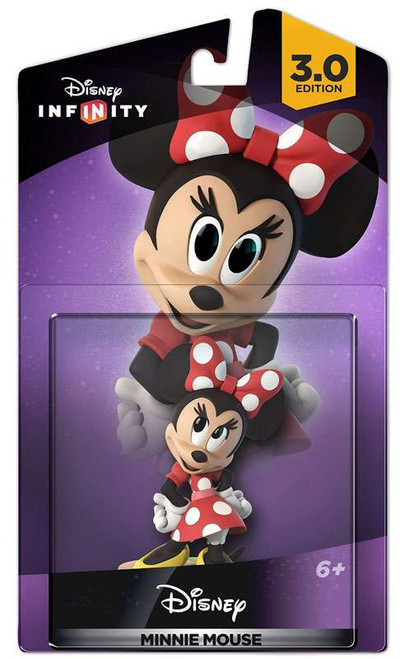 Disney Infinity 3.0 Originals Minnie Mouse Game Figure
