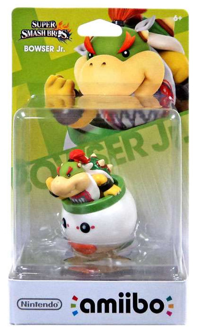 Nintendo Super Smash Bros Amiibo Bowser Jr. Exclusive Mini Figure