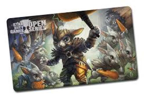 MtG Card Supplies Hoppin' Rabbitmaster Playmat