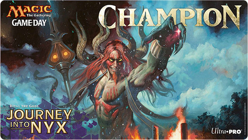 Ultra Pro MtG Card Supplies Journey into Nyx Game Day Playmat