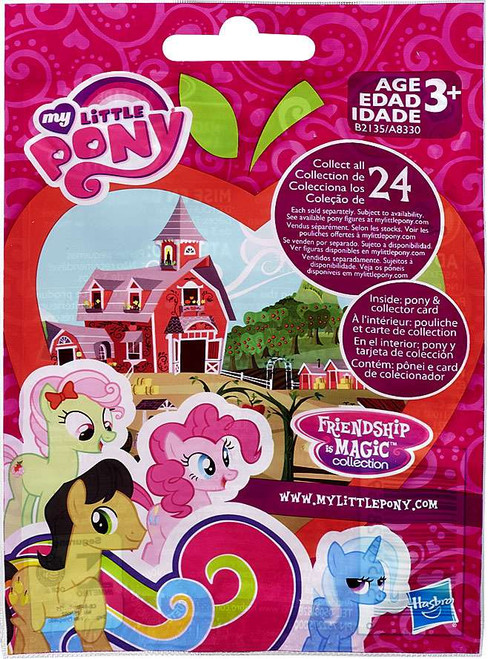 My Little Pony PVC Series 14 Mystery Pack